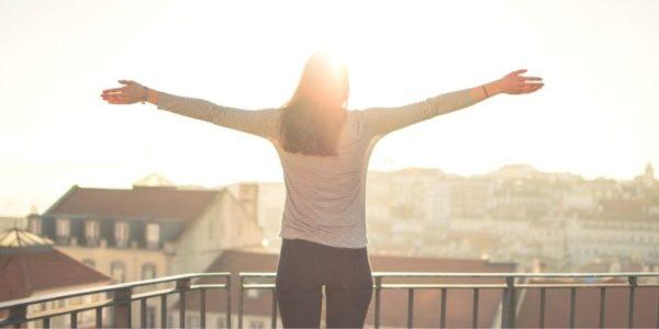 ストレス発散や生活習慣を見直す