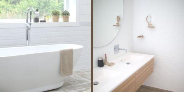 夜の洗顔場所は「お風呂場」or「洗面台」どちらがニキビ肌によい?