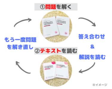 日本化粧品検定1級のおすすめ学習手順